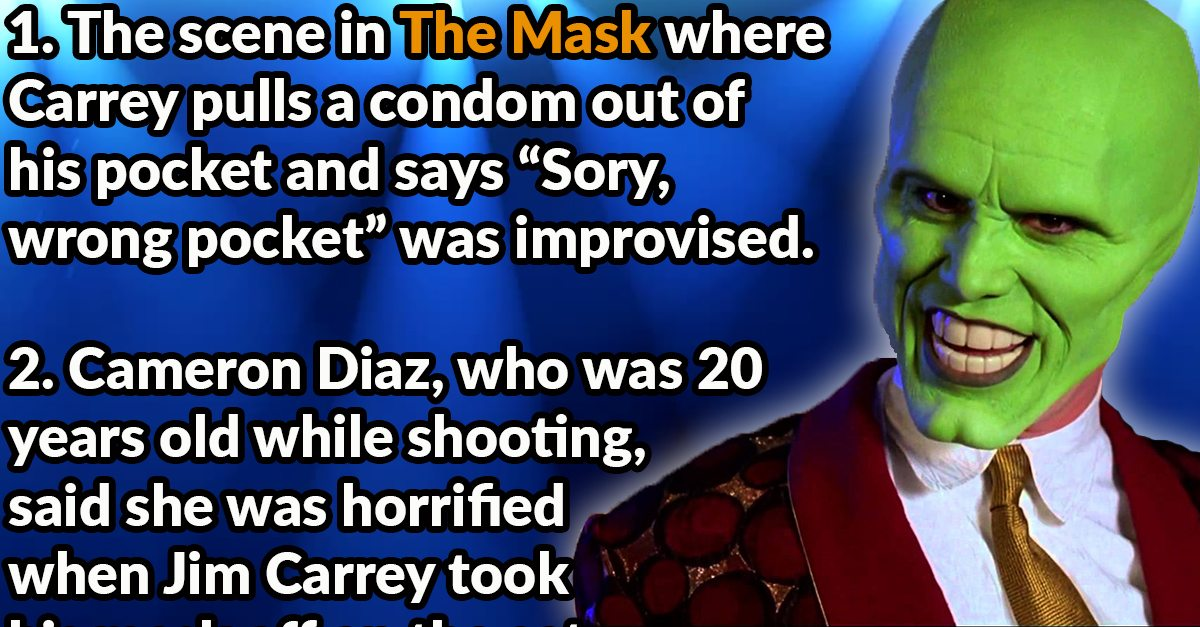 26 Smokin Facts About The Mask
